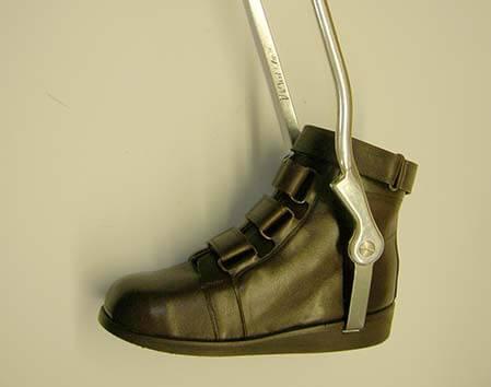 orthopedic foot brace