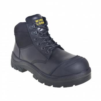 Wide Load – 6INCH STEEL TOE ZIPSIDER BOOT